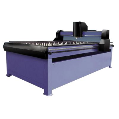 "59"" x 59"" (1500mm x 1500mm) Metal Flame Plasma CNC Cutter"