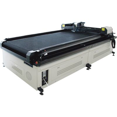"63"" x 118"" (1600mm x 3000mm) Large Format Fabric/Leather Flatbed Laser Cutter Machine"