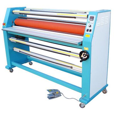 "81"" Cabinet Frame Full-auto Electric Single Side Large Format Hot Laminator"