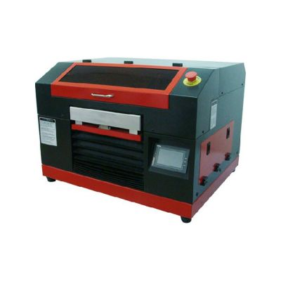 Digital Inkjet Flatbed Printer A3+ Size 8-Color (329x600mm)
