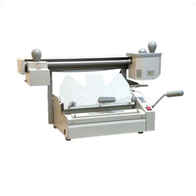 "320*235mm (12.5"" x 9"") Perfect Binding Machine (Dust-free Spine Roughening Unit)"