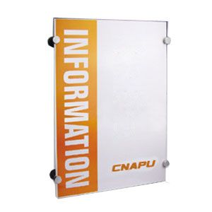"Office Door Sign Indicator 11.6"" x 16.5""(294mm x 420mm)"