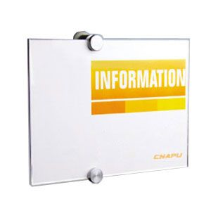 "Office Door Sign Indicator 8.3"" x 5.8"" (210mm x 148mm)"