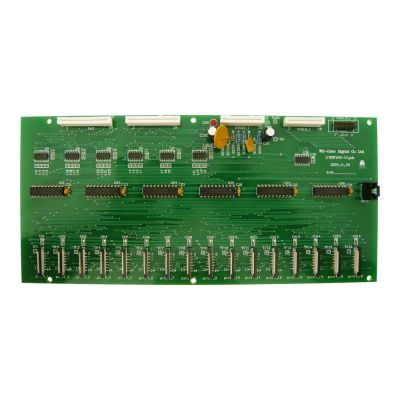 WIT-COLOR 3312 / 3316 Carriage Control Board