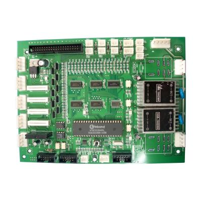 Infiniti / Challenger FY-33VC Printer Ink and Heating Control Board