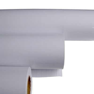 "3.15mil 50"" x 164´ UV Resistance Pressure Sensitive Cold  Laminating Film 3"" Core"