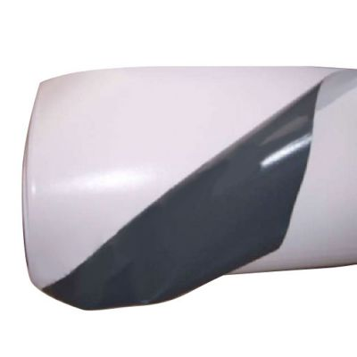 "54"" (1.37m) High Quality Bubble-free Black Glue Self-adhesive Vinyl Film/Vehicle Wrap"