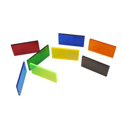 Acrylic Transparent Board(color)