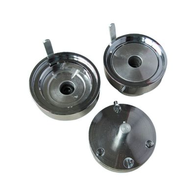"""2"""" (50mm) New Split Type Round Interchangeable Die Mould for DIY Badges Making"""