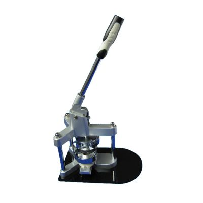 """2-1/4"""" (58mm) Aluminum Round Badge Maker Machine for Making DIY Badge Buttons"""