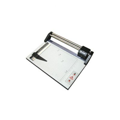 24 Inch Manual Precision Rotary Paper Cutter, Photo Trimmer