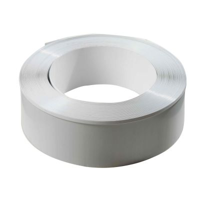 "60mm (2.4"") x 50m (164ft) Roll Aluminum Return Coil (With Folded Edge, 2 Rolls / ctn) for Channel Letter Sign Fabrication Making"