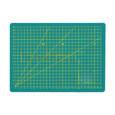 A4  Non Slip Printed Grid Line Self-Healing Cutting Mat (A Level 3-Layer)