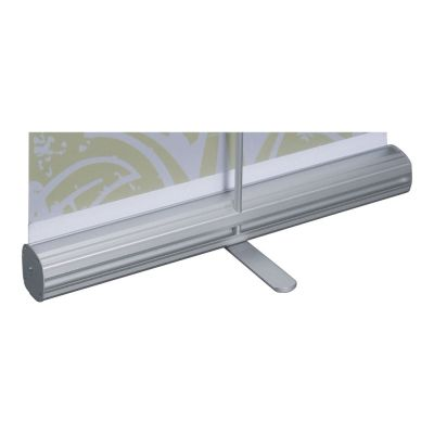 """33"""" W x 79""""H Single Base Good Quality Standard Roll Up Banner Stand (Stand Only)"""