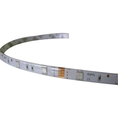 RGB Color Flexible LED Light Strip(60 SMD 5050 leds per meter waterproof IP65) 5m/roll