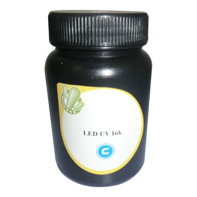150ml LED UV Cyan Ink