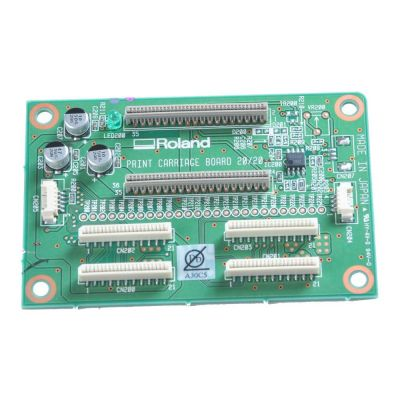 Original Roland SP-540 Print Carriage Board - W8406050F0