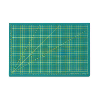 A3  Non Slip Printed Grid Lines Durable PVC Self-Healing Cutting Mat (A Level 3 Ply)