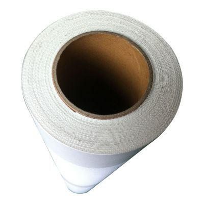 "US Stock, Sample (380gsm)Eco-Solvent Matte Poly-Cotton Canvas 24""x1yard (0.61mx0.914m)"