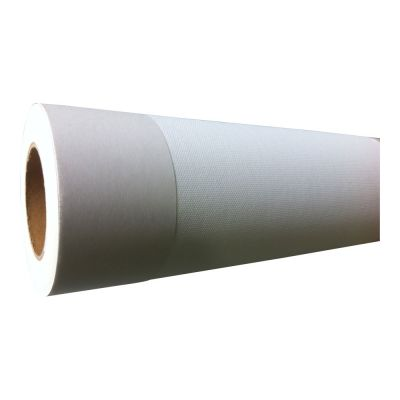"US Stock, Sample (380gsm)Water Resistant Matte Poly-Cotton Canvas 24""x1yard (0.61mx0.914m)"