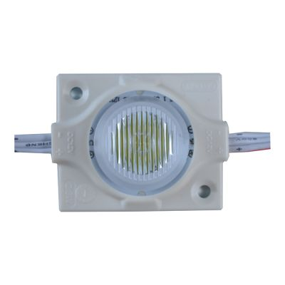 SMD 3535 Side LED Module(1 LED, Viewing Angle 12°x 56°, 2.88 Watt, White light, L43 x W36mm) for Lightbox (18pcs/Pack)