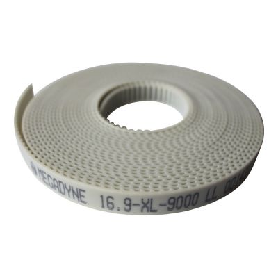 X-Axis 9 Meters 16.9-XL-9000 Timing Megadyne Belt for Gongzheng / Wit-color Inkjet Printers(W:16.9mm)