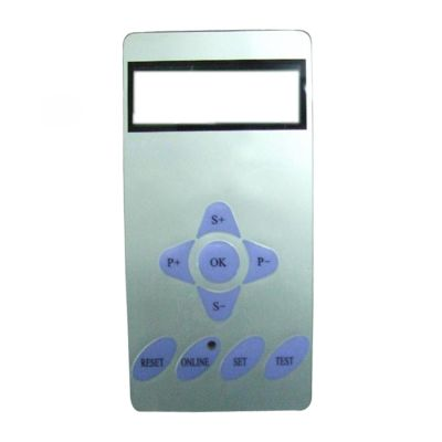 Control Panel Control Decal with Button Board for Redsail Vinyl Plotting Cutter