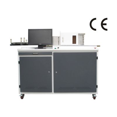 Ving Light Weight Automatic Channel Letter Fabrication Bender Machine for Aluminum Materials