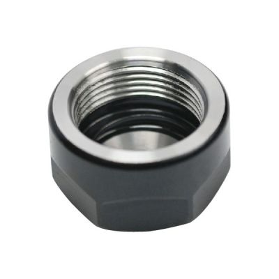 ER16B M22 x 1.0 N Series Collet Clamping Nut for CNC Milling Collet Chuck