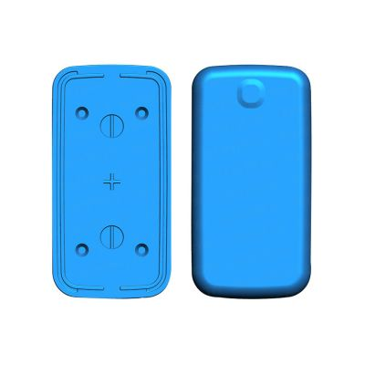 3D Sublimation Mold for SAMSUNG S5 Phone Case Cover Heating Tool