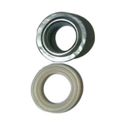 10.4mm Inner Diameter Silver Iron Grommet Eyelets for Automatic Grommet Machine