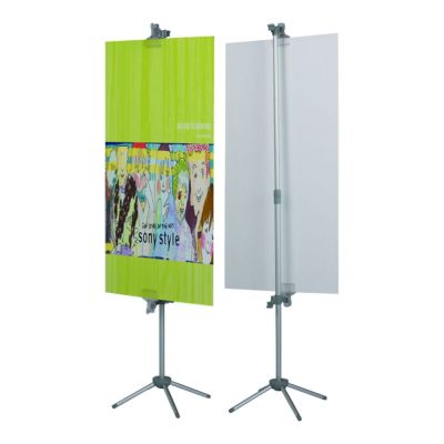 Poster Shelf-Economical(Model2)(Only Stand)