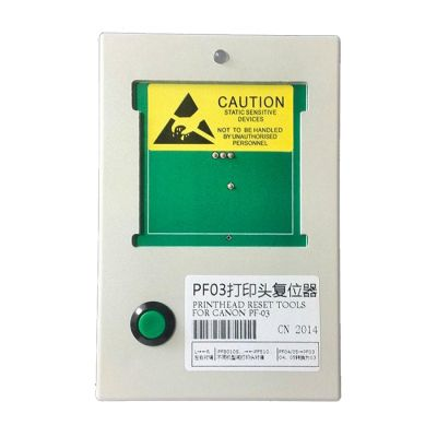 [$ 133 30] Chip Resetter for Canon PF-03 Printhead Reset Canon IPF LFP  Series New (The Operation Manual Is Chinese)