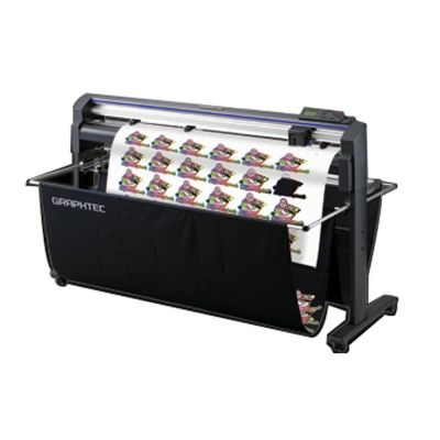 "64"" Graphtec FC8600-160 High Performance Vinyl Cutting Plotter"