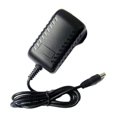 24W Glue Cover Universal Plug in LED Power Supply Adapter (AC100V-240V to DC 12V 2A, for LED Strip)