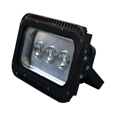 150W LED Blackbody Flood Light with Lens Outdoor Landscape Lamp
