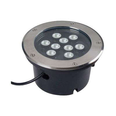 9X1W Underground LED Lamp