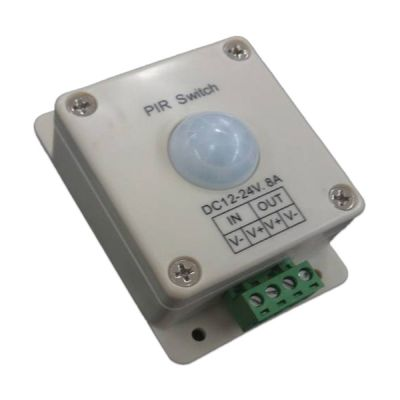 12V LED PIR Switch, Human Body Induction Switch