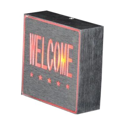 WELCOME Luminous Signboard