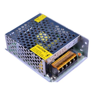50.4W AC100V-240V to DC 24V 2.1A Non-Waterproof Metal Cover Universal  LED Switching Power Supply (for LED Lighting)