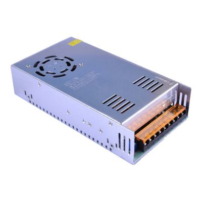 350W AC100V-240V to DC 5V 70A Non-Waterproof Metal Cover Universal LED Switching Power Supply(for LED Pxiel Lights)