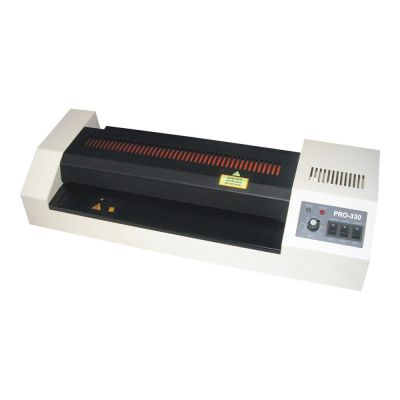 "13"" Double-heat Four Roller Pouch Laminator"