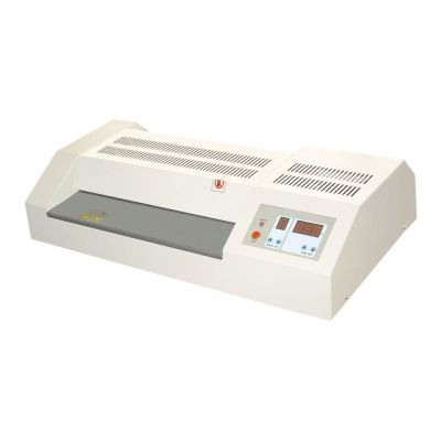 "13"" Professional  Interior-Heat Pouch Laminator with 6 Roller"