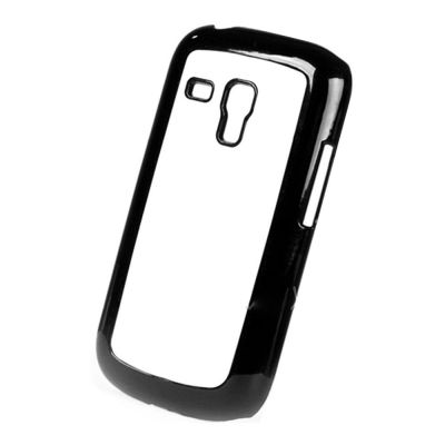 Samsung S3 Mini Blank Cell Phone Case Cover with Metal Sheet for 2D Sublimation Heat Transfer Printing