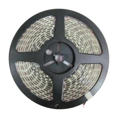 Flexible LED Light Strip(60 SMD 3528 Leds Per Meter Nonwaterproof) 5m/roll, R/G/B/W/Y Colors Strip