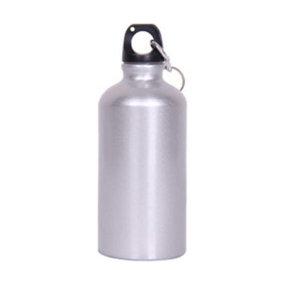 400ml Blank Aluminum Sports Bottle For Sublimation Printing