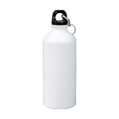 500ml Blank Aluminum Sports Bottle For Sublimation Printing, Dia 2.68""