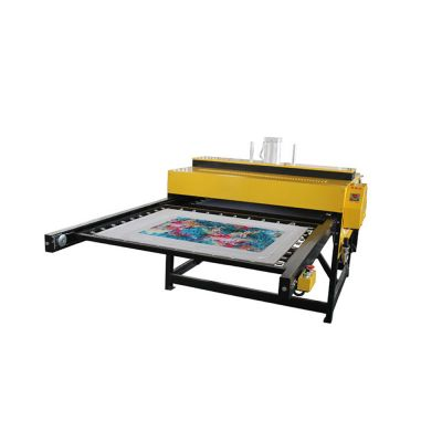 "39""X47""(1000X1200mm) Double Layer Pneumatic T-shirt  Heat Press Machine--US Warehouse"
