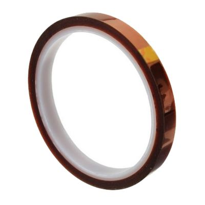 Ving 8mm x 100FT 3D Sublimation Kapton Tape, Heat Resistance Proof Tape for Heat Transfer Print