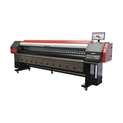 3.2M Wit-color Ultra Star 3302-25PL Solvent Inkjet Printer